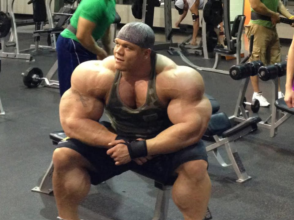 The largest bodybuilders in The world, MOTIVATION 2016 ...