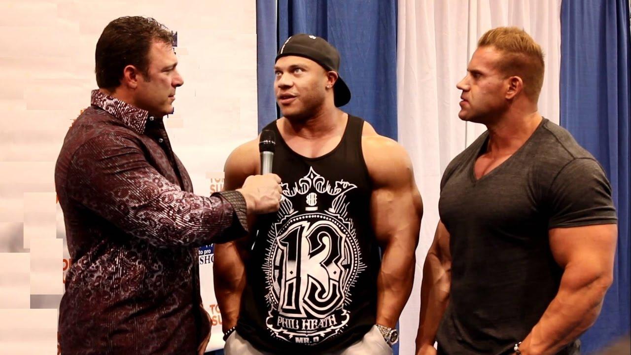 Phil Heath Vs Jay Cutler : Bodybuilding Comparison ...