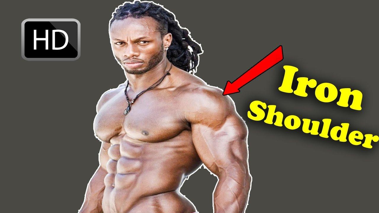 Ulisses Jr Shoulders Workout 2017 ᴴᴰ 183 Yourfitnessnews