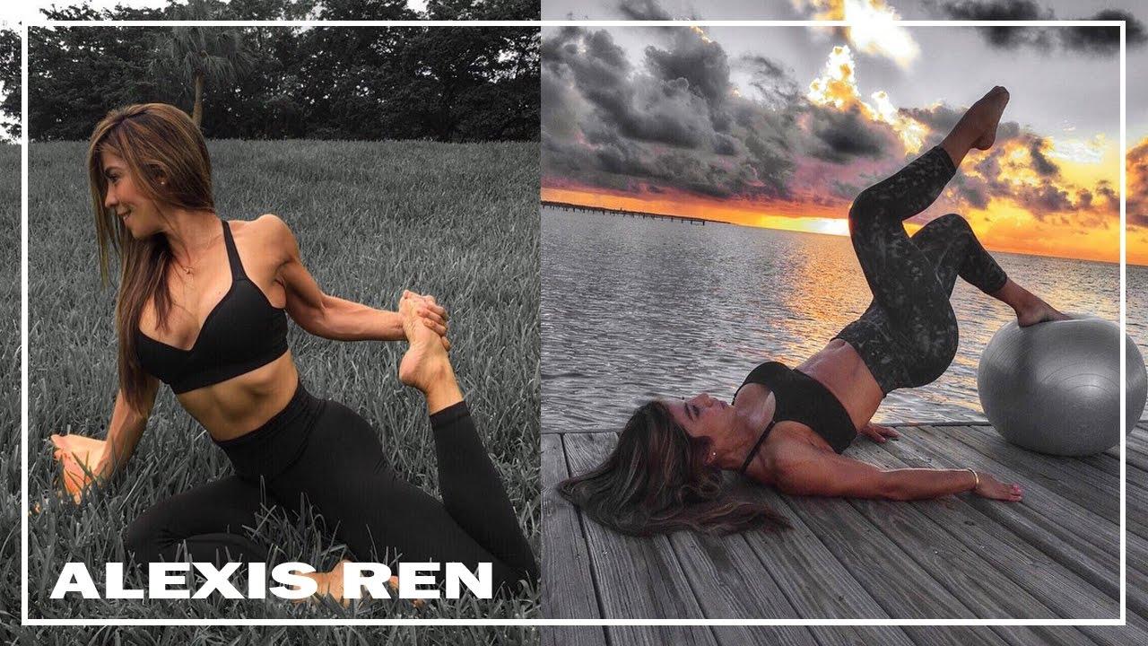 female fitness motivation vanessa rubio biceps squat. Black Bedroom Furniture Sets. Home Design Ideas