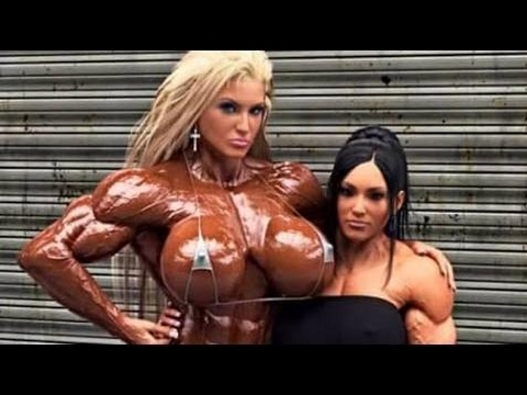 Top 5 Freakiest Female Bodybuilders Ever In Bodybuilding