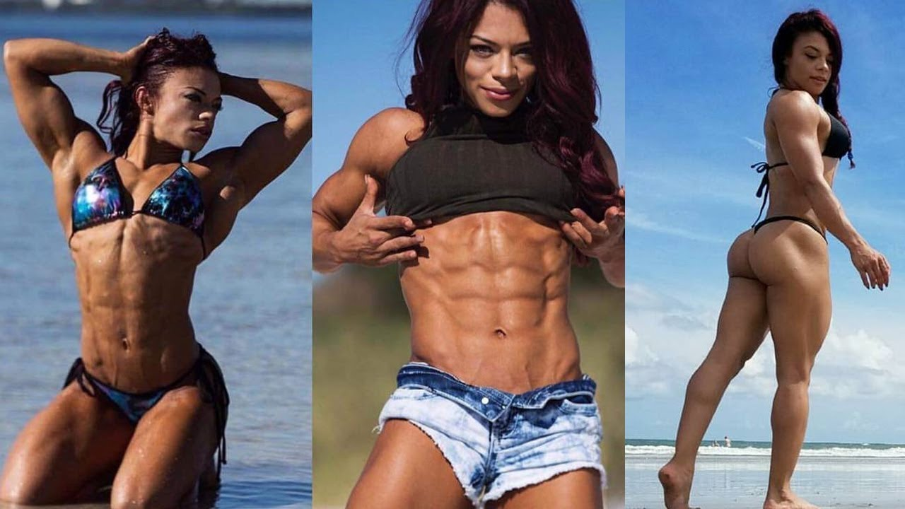 Best Female Abs Ever