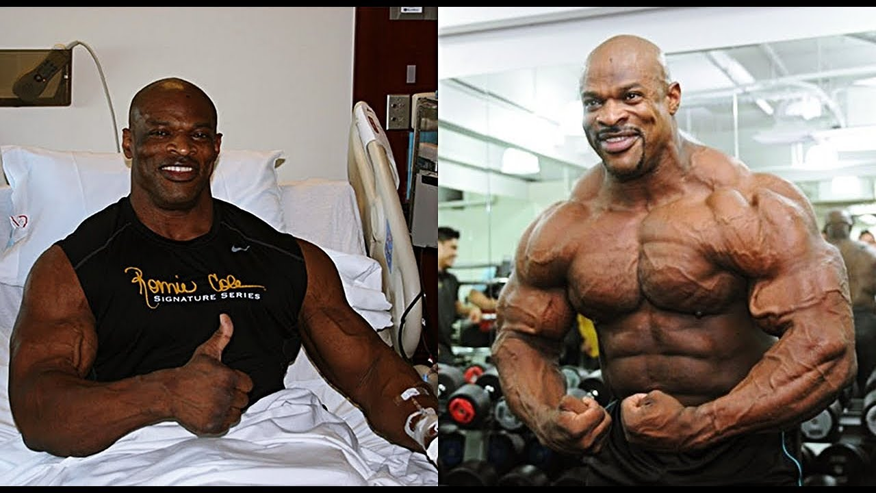 Ronnie Coleman - 53 Years Old Workout | Bodybuilding ...