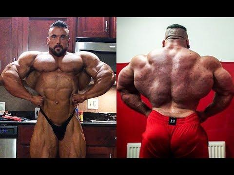 The Next Dorian Yates of Bodybuilding - Luke Sandoe ...  The Next Dorian...