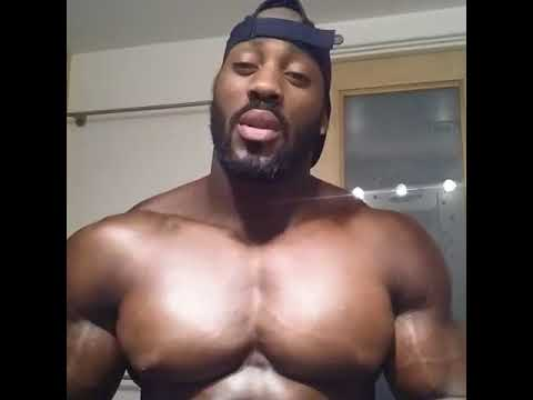 Worship Black Muscle God Jay