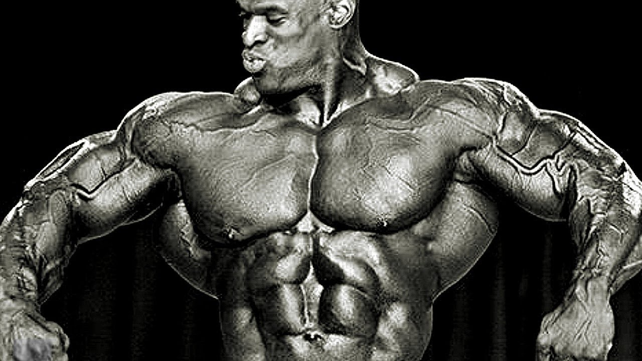 Ronnie Coleman | The King | Light Weight | Motivation ...