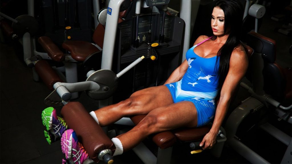 One On With Brazilian Fitness Enthusiast Taty Balduino Wicked Pictures 1