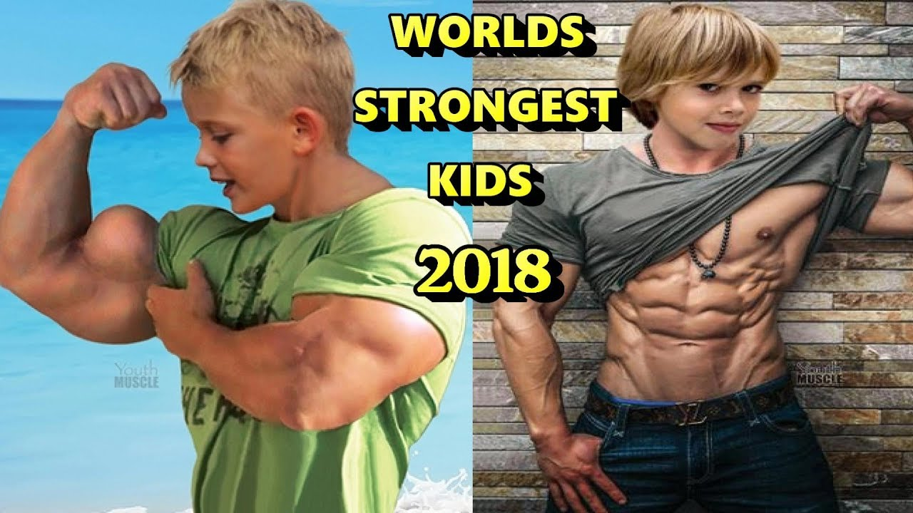 Worlds Strongest Kids 2019 | Most Muscular Kids ...